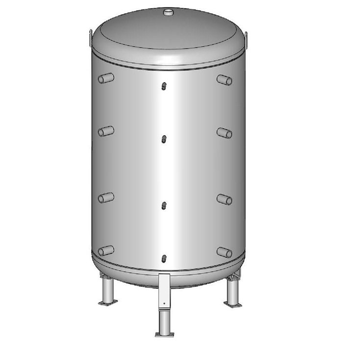 Купить Бойлеры косвенного нагрева свыше 500 литров ACV LCA 1000 P в интернет магазине климатического оборудования