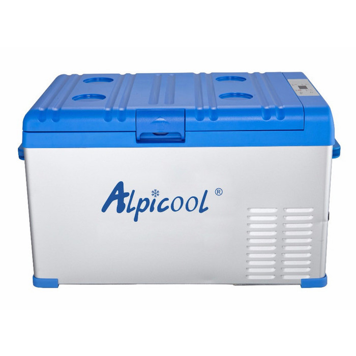 Компрессорный холодильник для автомобиля Alpicool.