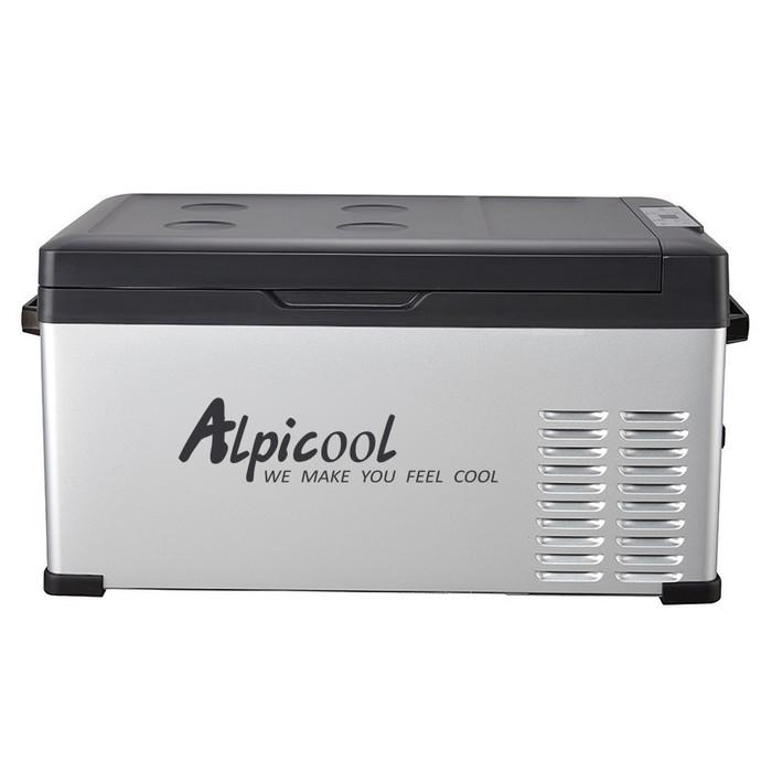 Холодильник автомобильный 12/24 вольт от прикуривателя автомобиля Alpicool.