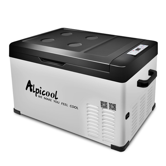 Автохолодильник компрессорный Alpicool.