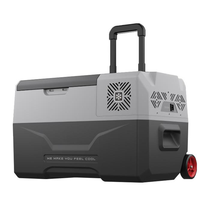 Компрессорный автохолодильник Alpicool.