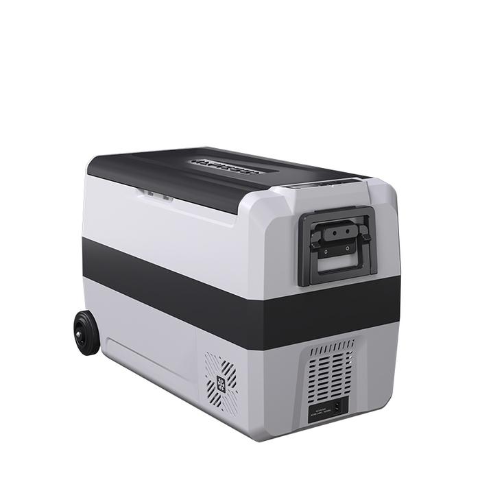 Компрессорный автохолодильник Alpicool T50 с внешней батареей фото