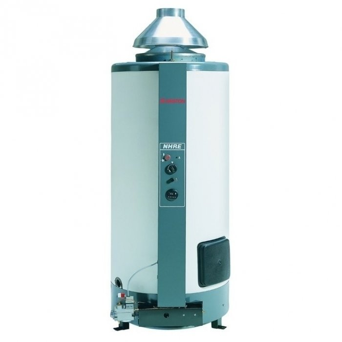 Газовый накопительный водонагреватель Ariston