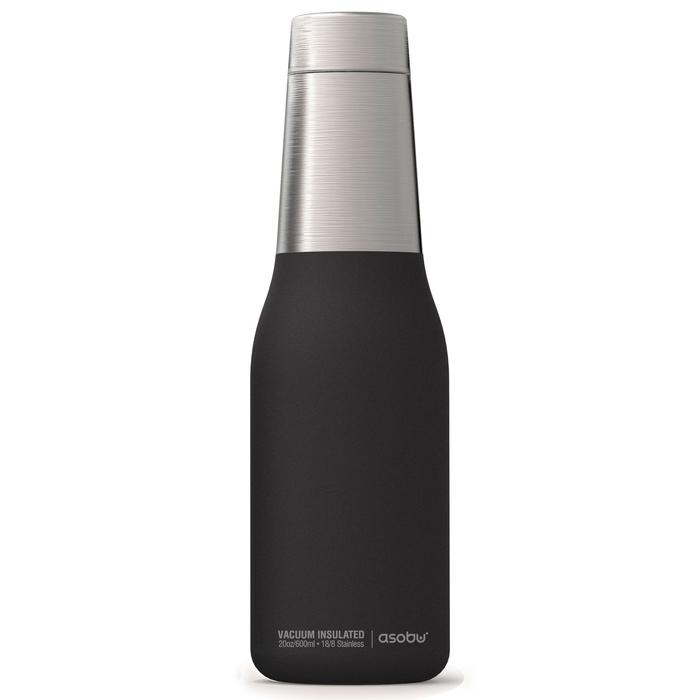 Термобутылка Asobu Asobu Oasis черная