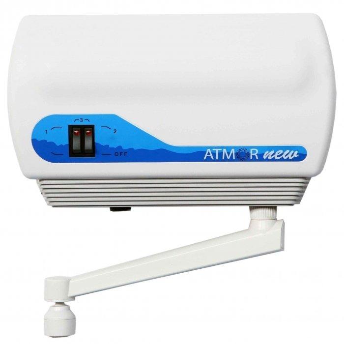 Безнапорный проточный водонагреватель Atmor