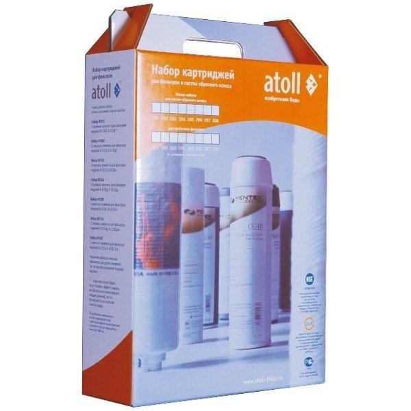 Купить Atoll набор №304 в интернет магазине. Цены, фото, описания, характеристики, отзывы, обзоры