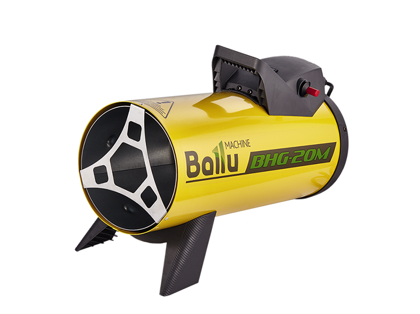 Тепловая газовая пушка Ballu BHG-10M фото