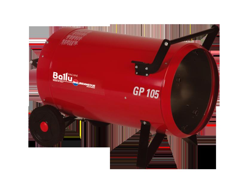 Купить со скидкой Тепловая газовая пушка Ballu-Biemmedue