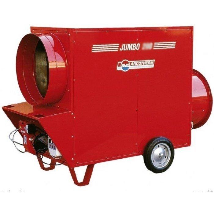 Купить Газовая тепловая пушка Ballu-Biemmedue JUMBO 110 M (230 V -1- 50/60 Hz) G в интернет магазине климатического оборудования