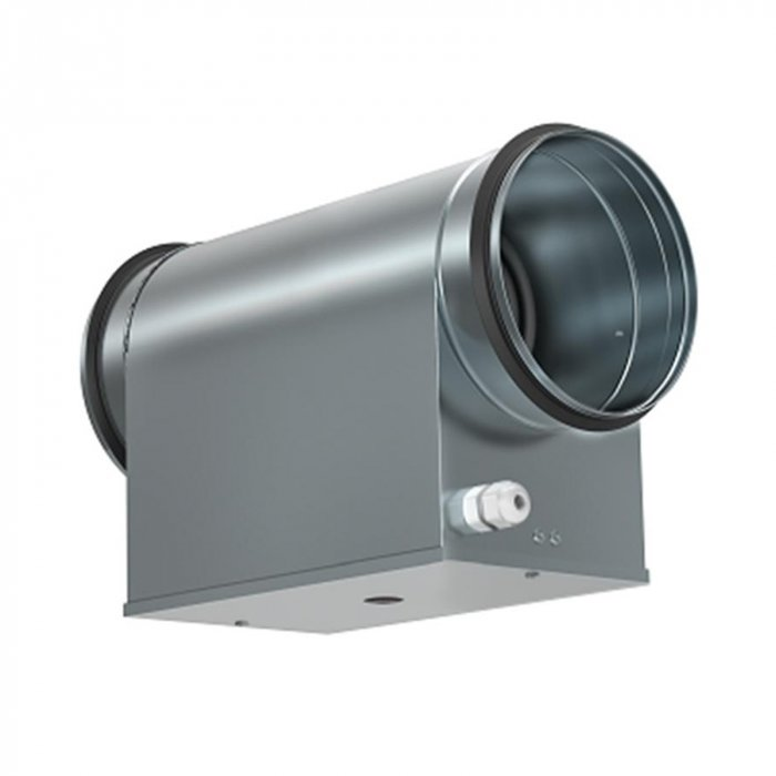 Дополнительный электронагреватель Shuft EHC 200 - 2,4 / 1 фото