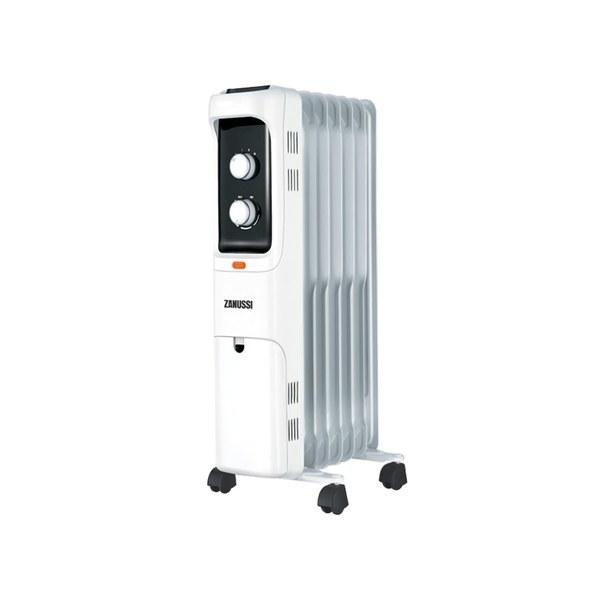 Масляный радиатор Zanussi ZOH/LT-07W фото