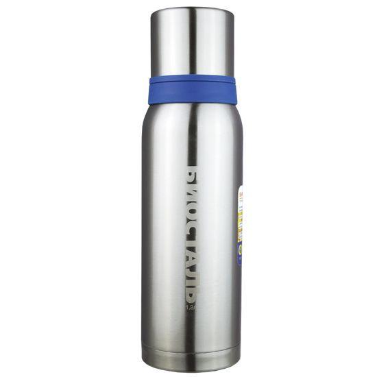 Термос Biostal Biostal Охота (1,2 литра) 2 чашки - стальной