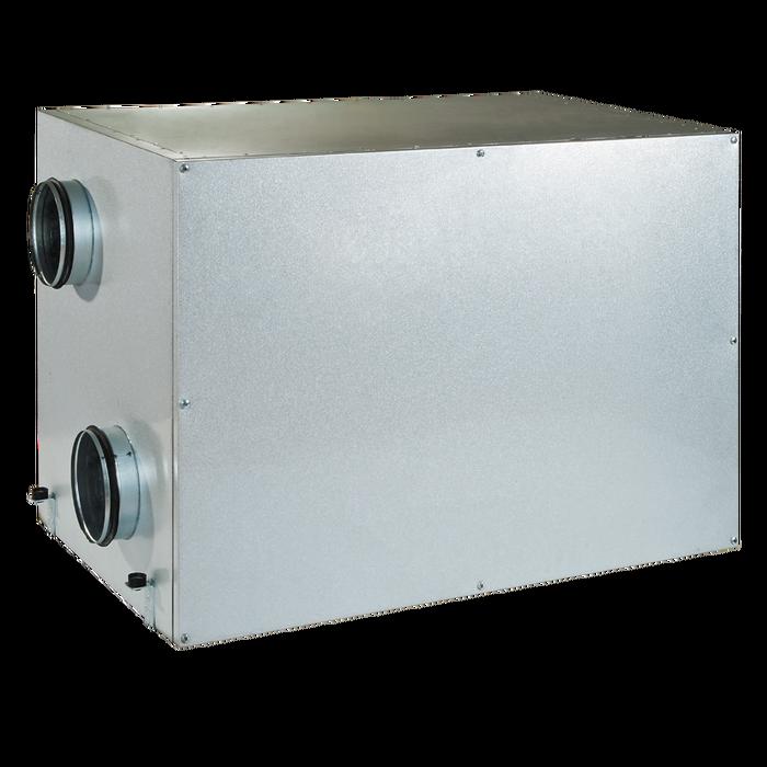Приточно-вытяжная установка с роторным рекуператором Blauberg KOMFORT Roto EC LW400-2 S17 фото