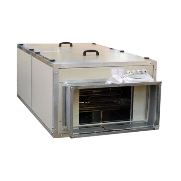 Приточная вентиляционная установка Breezart Breezart 3500 Lux 15 - 380/3