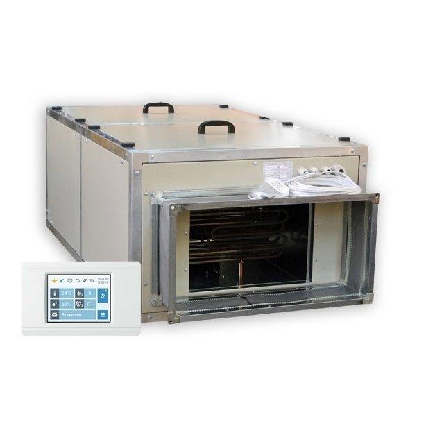 Приточная вентиляционная установка Breezart 3700 Lux F 52,5 - 380/3 фото