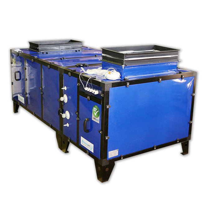Купить Промышленный осушитель воздуха Breezart 3700 Pool DH Lite в интернет магазине климатического оборудования