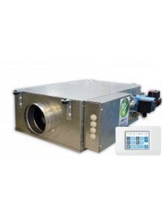 Приточная вентиляционная установка Breezart 550 Aqua фото