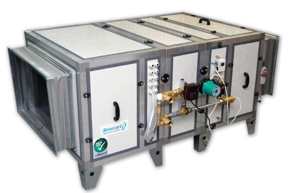 Приточная вентиляционная установка Breezart