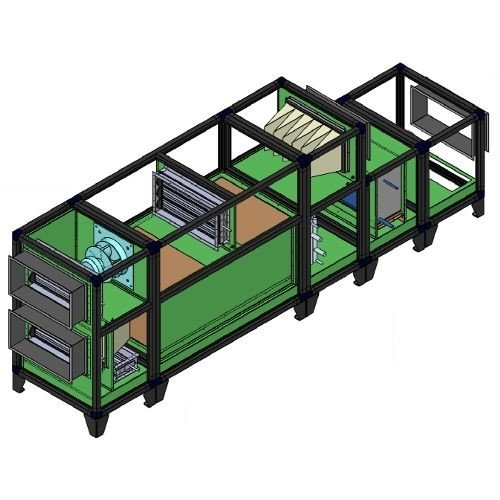 Купить Breezart 8000 Aqua RP F PB в интернет магазине. Цены, фото, описания, характеристики, отзывы, обзоры