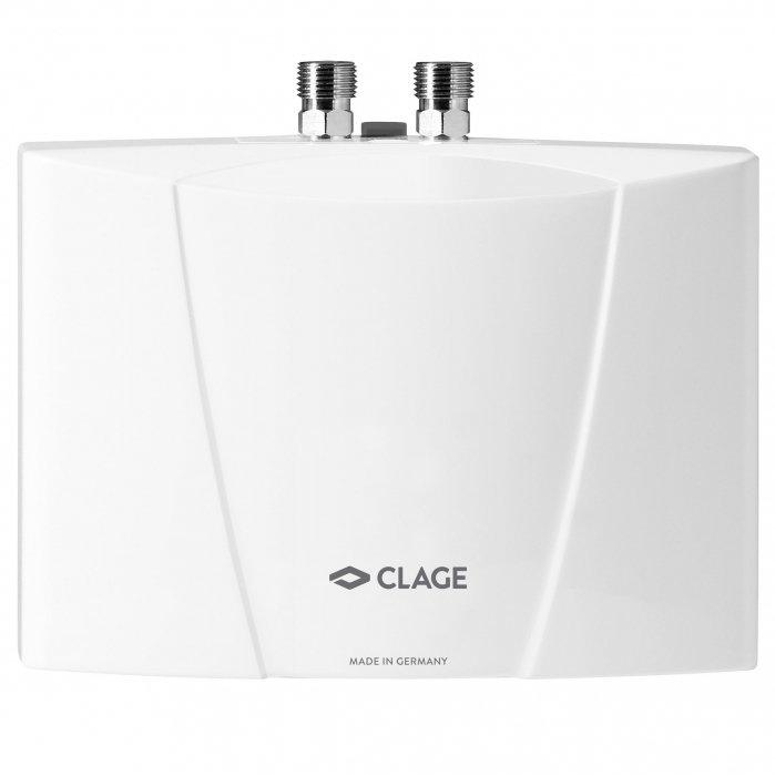 Компактный водонагреватель 4 кВт Clage