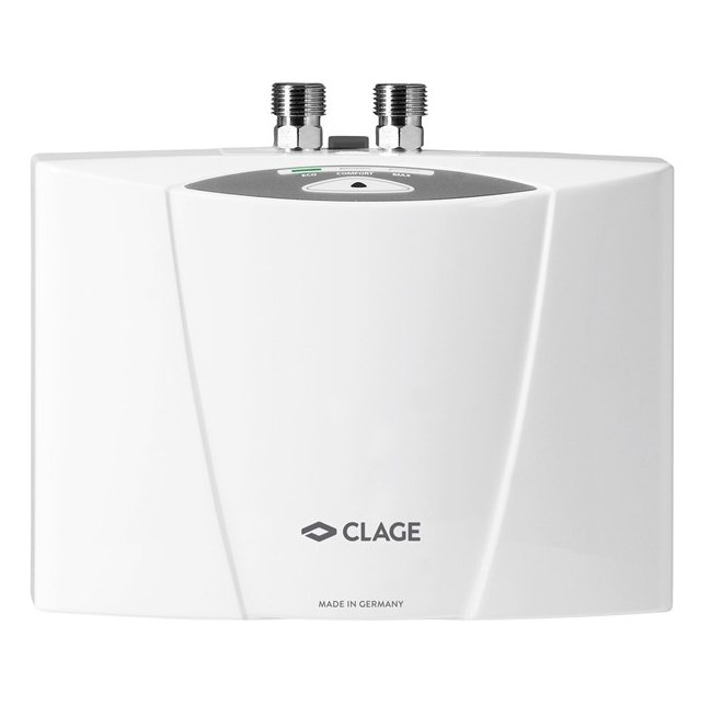 Электрический проточный водонагреватель Clage