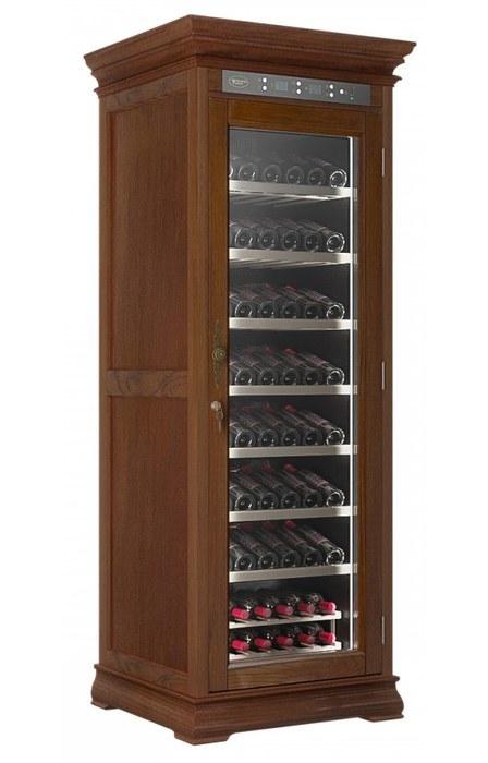 Отдельностоящий винный шкаф 101-200 бутылок Cold Vine.
