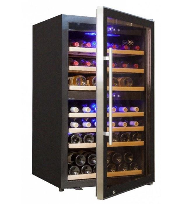 Фото - Отдельностоящий винный шкаф 51-100 бутылок Cold Vine Cold Vine C66-KBF2 cold vine c66 wm1 classic