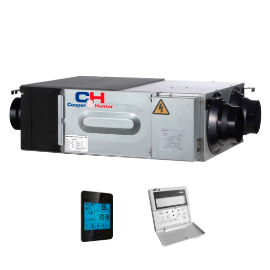Приточно-вытяжная установка Cooper&Hunter, Cooper&Hunter CH-HRV10K2