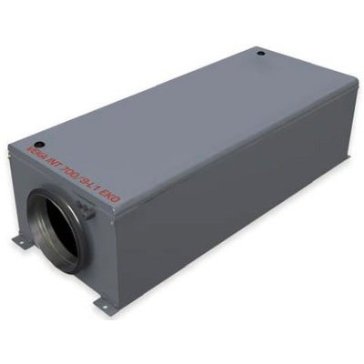 Купить Приточная вентиляционная установка 500 м3/ч DVS VEKA INT 400-2,0 L1 EKO в интернет магазине климатического оборудования