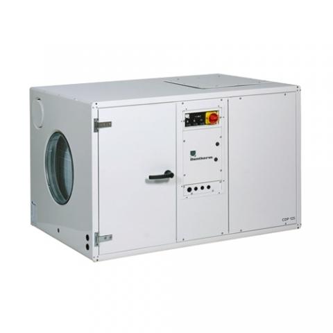 Промышленный осушитель воздуха Dantherm CDP 125 (380B) с водоохлаждаемым конденсатором фото