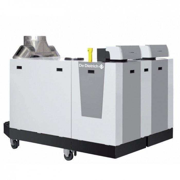 Купить Напольный газовый котел De Dietrich C 630-1300 Eco Isystem + IniControl в интернет магазине климатического оборудования