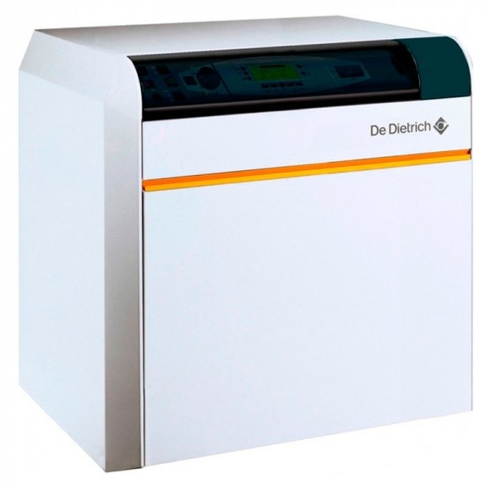 Купить Напольный газовый котел De Dietrich DTG 230-7 S Diematic-m3 (полностью в сборе) в интернет магазине климатического оборудования