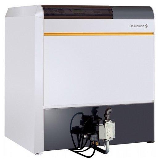 Напольный газовый котел De Dietrich DTG 330-12 S K3 20/25 мбар (теплообменник в собранном виде) фото