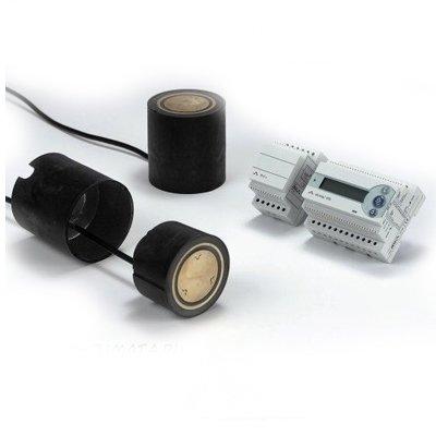 Терморегулятор для теплого пола Devi Д-850-g , с датчиком земли фото