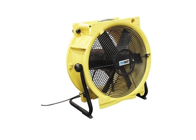 Купить Напольный лопастной вентилятор DryFast TTV 7000 в интернет магазине климатического оборудования