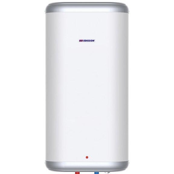 Купить Электрический накопительный водонагреватель 80 литров Edisson EDF80V в интернет магазине климатического оборудования