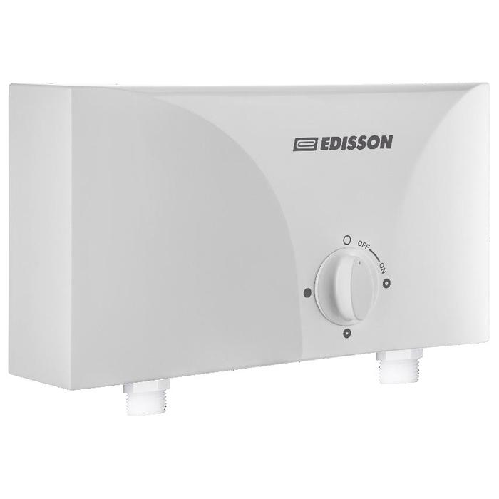 Проточный водонагреватель для дачи Edisson Viva 6500 фото