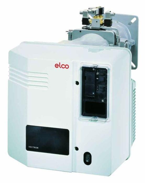 Газовая горелка Elco VGL 06.1600 DP кВт-300-1600, d1 1/4
