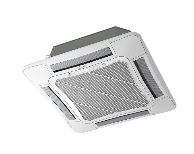 Купить Кассетный фанкойл Electrolux EFG - 65 в интернет магазине климатического оборудования