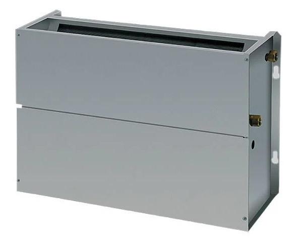 Напольно-потолочный фанкойл 2-2,9 кВт Electrolux EFS-13/4 Al фото