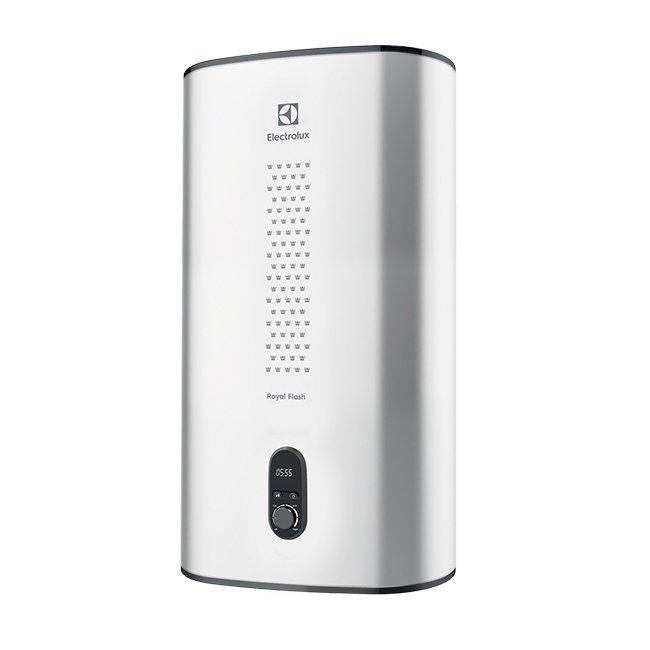 Купить Электрический накопительный водонагреватель 50 литров Electrolux EWH-50 Royal Flash Silver в интернет магазине климатического оборудования