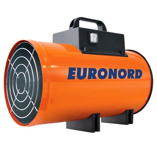 Круглая тепловая пушка Euronord Euronord Kafer 100R