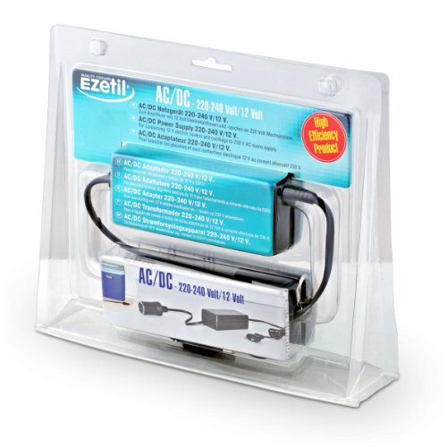 Купить Ezetil Converter AC/DC 220-240/12V в интернет магазине. Цены, фото, описания, характеристики, отзывы, обзоры