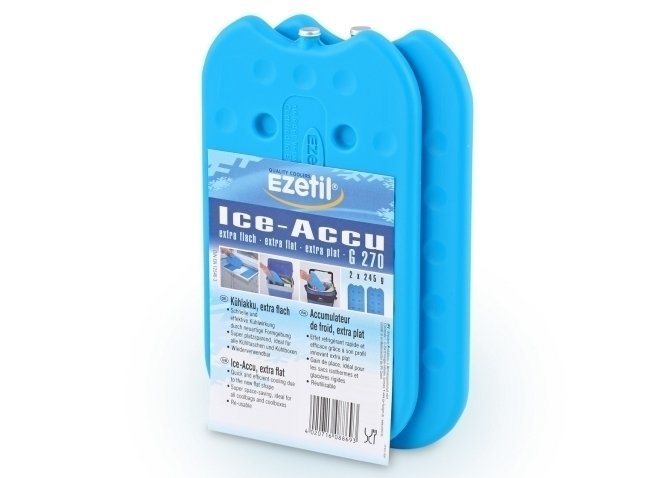 Аккумулятор холода Ezetil Ezetil Ice Akku G 800 2x770 gr