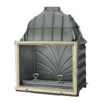 Купить Дровяная топка  Fabrilor DECO 810 BR в интернет магазине климатического оборудования
