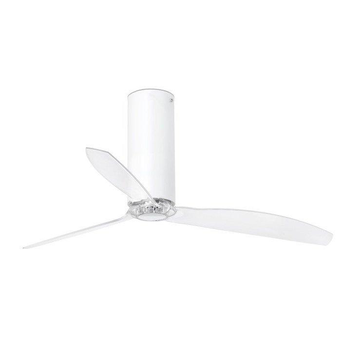Фото - Потолочный вентилятор Faro Faro Tube Fan Matt White потолочный вентилятор faro barcelona cebu white