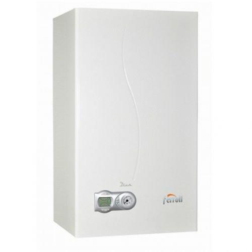 Купить Настенный газовый котел Ferroli FORTUNA C20 PRO в интернет магазине климатического оборудования