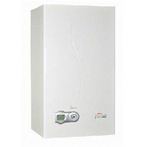 Купить Настенный газовый котел Ferroli FORTUNA F20 Pro White в интернет магазине климатического оборудования
