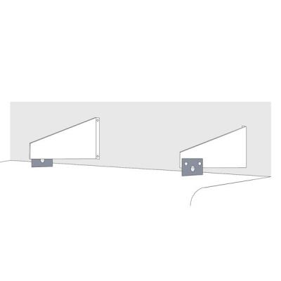 Купить Скобы для крепления к потолку Frico TF1 в интернет магазине климатического оборудования