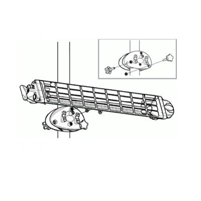 Купить Универсальная монтажная скоба  Frico ELIRB в интернет магазине климатического оборудования